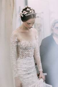 bridal fashion week reem acra fall 2015 wedding dress With reem acra wedding dresses