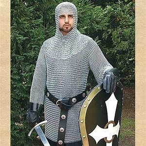 Chain Mail Armor Shirt - Pearson's Renaissance Shoppe