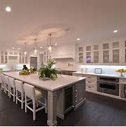 Minimalis Large Kitchen Islands With Seating Gallery App 10 20 2014 KITCHEN Pinterest Ios App Cabinets And Bar