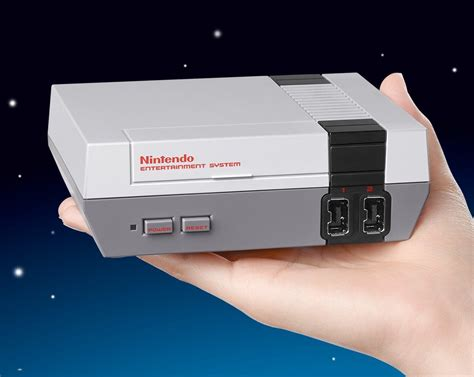 nes console nintendo entertainment system nes classic edition review