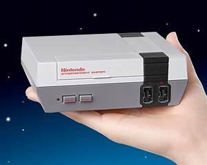 Nintendo Entertainment System - NES Classic Edition Review ...  Nes