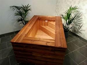 Spa Bois Exterieur : un jacuzzi en bois dans votre salon c est possible ~ Premium-room.com Idées de Décoration