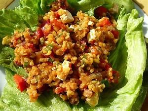 Bulgur Rezepte Vegetarisch : linsen bulgur salat von viniferia ~ Lizthompson.info Haus und Dekorationen