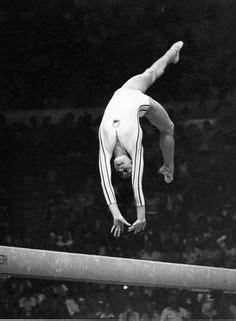 gymnastics floor history comaneci achievements http www guardian co uk