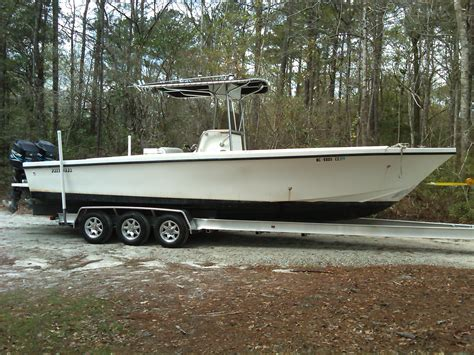 Boat Center Console Hatches by 28 Privateer Center Console 12k The Hull