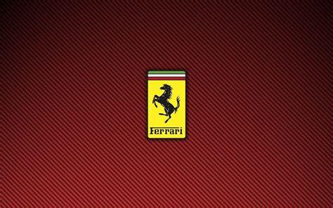 ferrari logo wallpapers wallpaperwiki