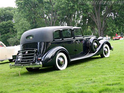 Packard V12 LeBaron Town Car - Ultimatecarpage.com ...