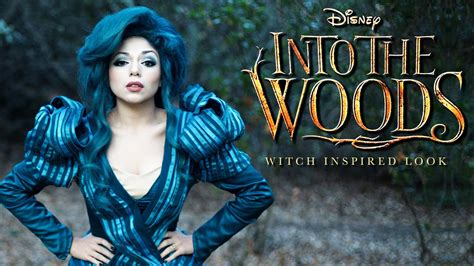 Into the Woods' Witch Inspired Look   Charisma Star - YouTube