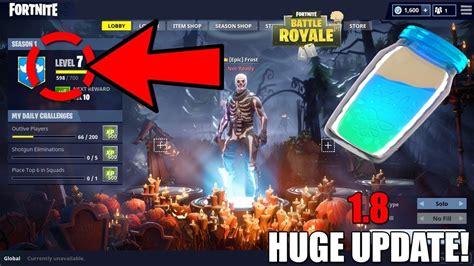 fortnite battle royale huge update  rank