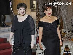 roselyne bachelot glamour a souhait et tres amincie With roselyne bachelot robe transparente