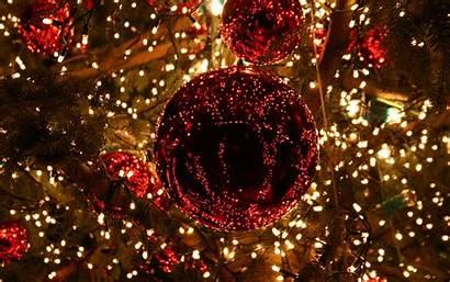 Christmas Backgrounds Computer Desktop Lights Illustration Related