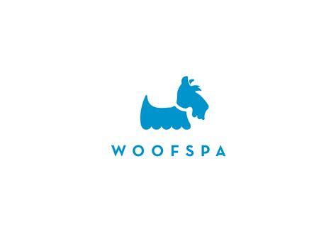 Woof Spa Dog Logo Design – Logo Cowboy