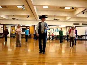 Cowboy Cha Cha Line Dance Walkthrough