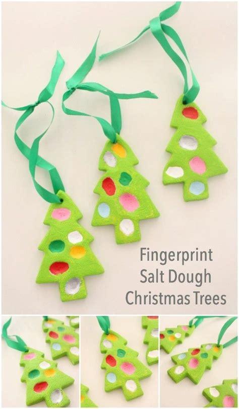 weihnachten jahreszeiten tannenbaum aus filz mit