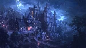 Gothic Art Wallpaper ·①