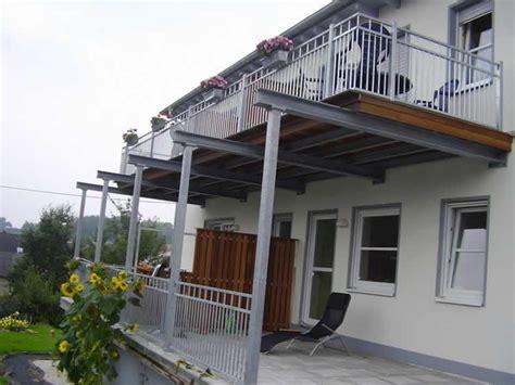 Balkon Nachträglich Bauen by Was Kostet Ein Balkon Wohn Design