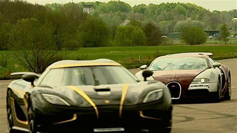 Bugatti vs koenigsegg agera s hundra. When a Bugatti Veyron drag races against a Koenigsegg ...