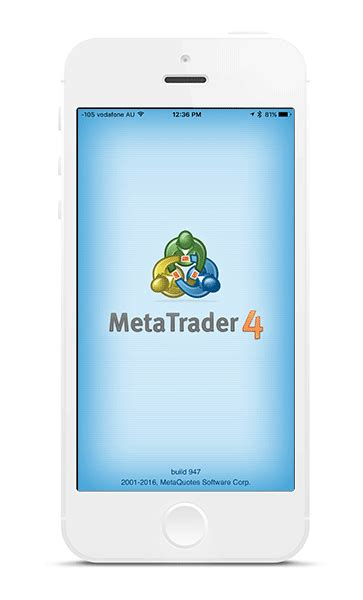 mt4 ios mobile trading for mt4 mt4 for android mt4 for ios
