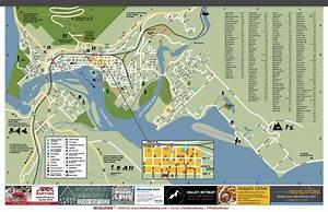 Revelstoke City Map