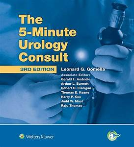 The 5 Minute Urology Consult  Ebook Rental