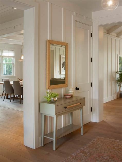 farmhouse foyer home design ideas pictures remodel  decor