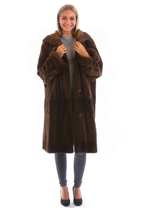 buy fur fur lining mink  fabric coat