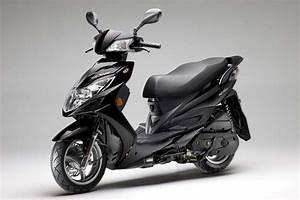 2009 Kymco G5 125 D