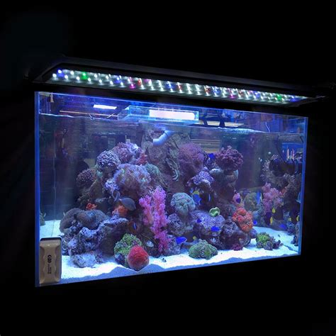 24 Quot 36 Quot 48 Quot Multi Color Led Aquarium Light 0 5w Full Spec