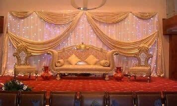 wedding stage decoration engagement stage hire
