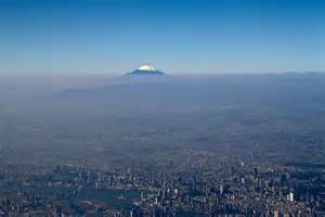 Mount Fuji From Tokyo