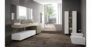 Salle De Bain Bois : salle de bains en bois nos meilleures id es ~ Teatrodelosmanantiales.com Idées de Décoration