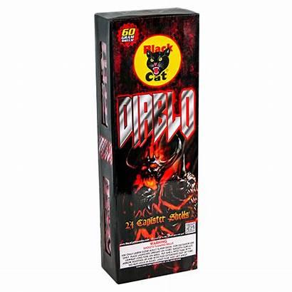 Fireworks Diablo Shell Shells Kit Firework Phantom