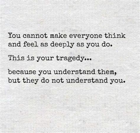 Not Being Understood Quotes