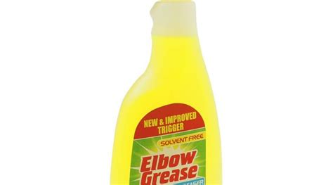 Elbow Grease This Is One Cleaning Product You Must Have In