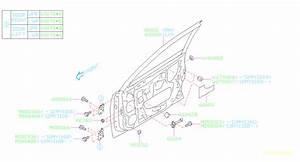 Subaru Legacy Checker Assembly