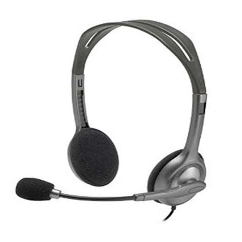Logitech Headset H 111 Stereo logitech stereo headset h111 specs price reviews