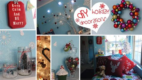 7 Diy Holiday Decorations- Easy, Fun & Affordable