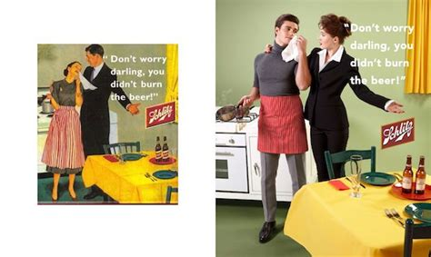 Artist Swaps Gender Roles In Sexist Vintage Ads To Prove