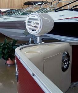Earmark  Inc     Marine    Speakers    Pontoon Boat
