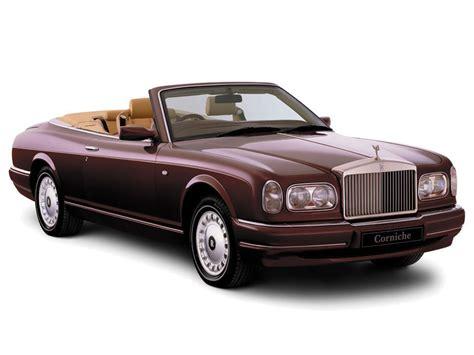 Rolls Royce Corniche 2002 by Rolls Royce Corniche V 2000 2002