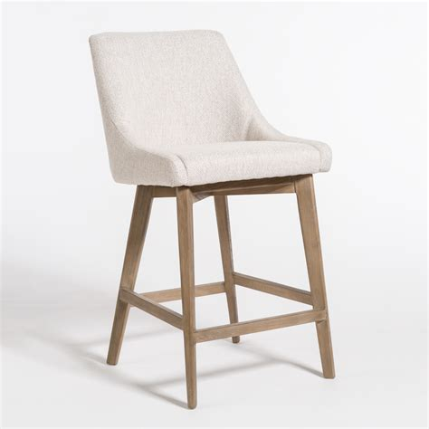 ls plus bar stools taylor bar stool alder tweed furniture