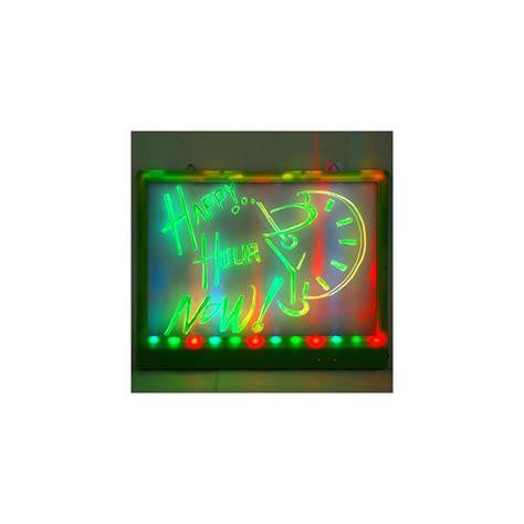 tableau led achat vente tableau lumineux  led messages pas cher