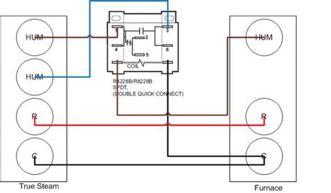 Need Help With Wiring Truesteam Carrier Furnace