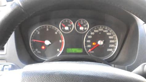 Ford Focus C-max 2004 1.6 Tdci Cold Start -8°