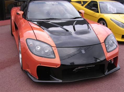 Mazda Rx-7 Special Car, 1997, Used For Sale (fortune Model