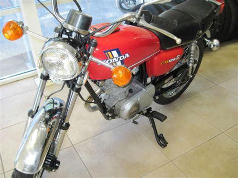 1978 honda cb125s for sale 2040 motos