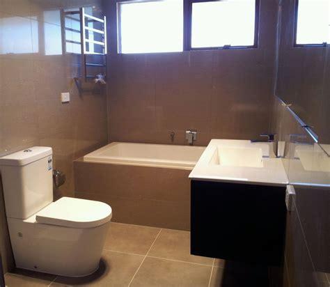 Modern Bathroom Renovation by Modern Style Bathrooms In Pakenham Melbourne Vic