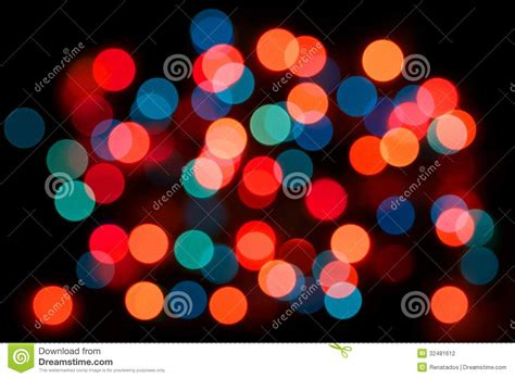 Different Color Lights by Multicolored Different Colors Bulb Light Background Light