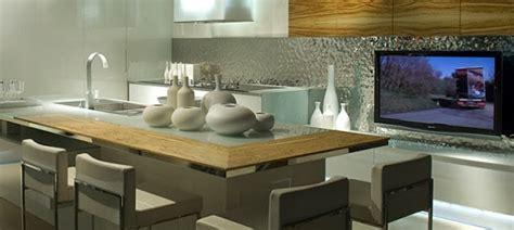 cuisine blanche moderne cuisine moderne blanche et bois