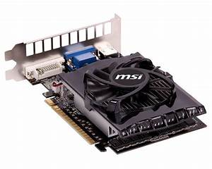 Msi Nvidia Geforce Gt 630  N630gt